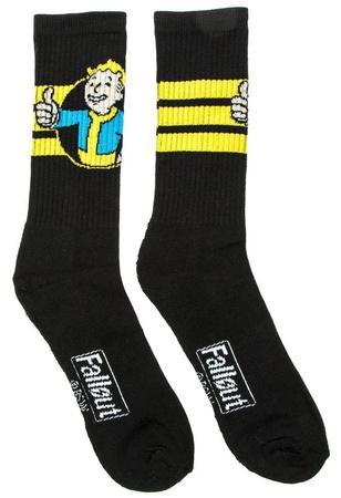 Fallout- Vaultboy Socks