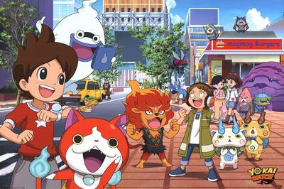 Yo-Kai Watch- On The Street
