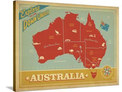 Explore Australia, The Land Down Under