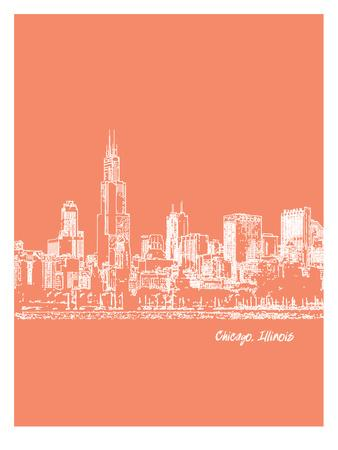 Skyline Chicago 8