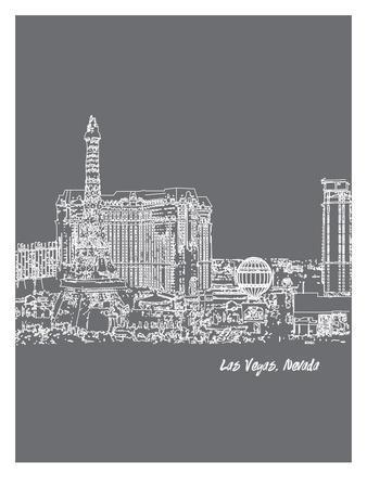 Skyline Las Vegas 1