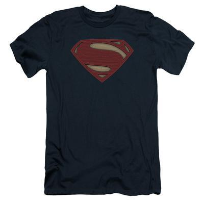Batman vs. Superman- Super Movie Logo (Slim Fit)