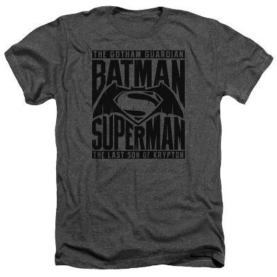 Batman vs. Superman- Title Fight