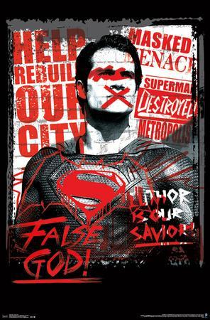 Batman vs. Superman - False God