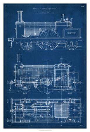Locomotive Blueprint I