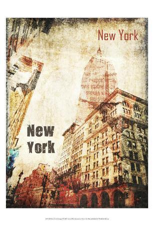 New York Grunge I