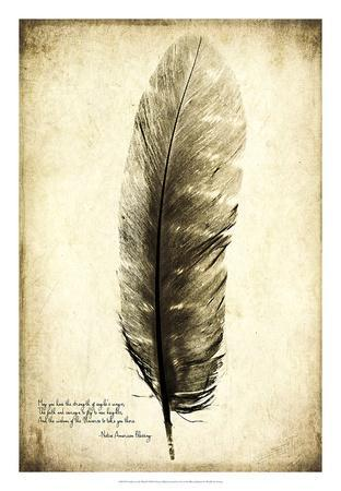 Feather on the Wind I
