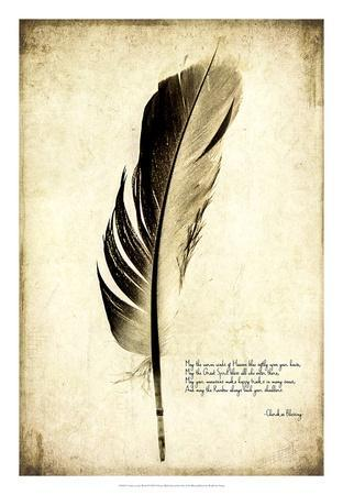 Feather on the Wind III