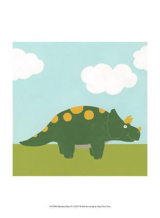 Playtime Dino IV