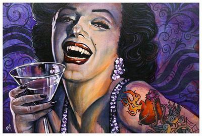 Marilyn Noir