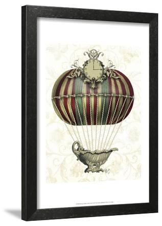 Baroque Balloon with Clock