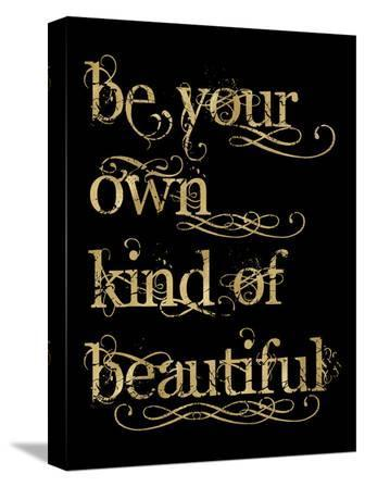 Be Own Beautiful Golden Black