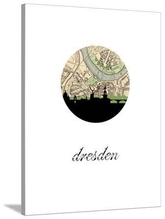 Dresden Map Skyline
