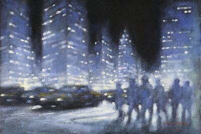 City Blue Nights