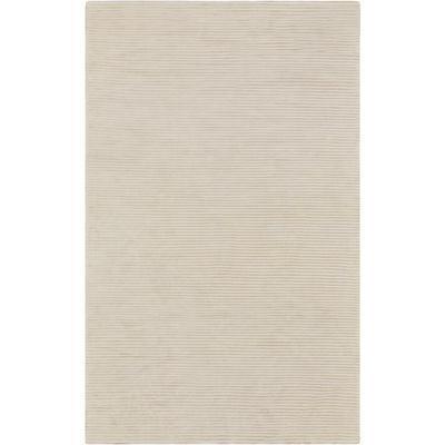 Graphite Area Rug - Ivory 5' x 8'