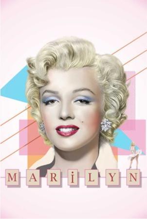 Marilyn Monroe- Deco Stylish
