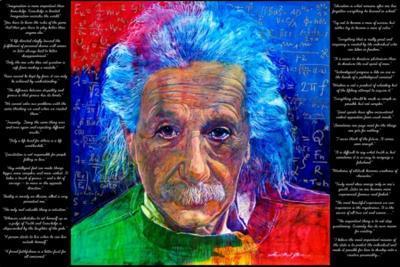 David Glover- As Quoted By Einstein