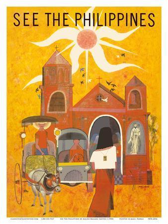 See The Philippines - San Augustin Church - Manila