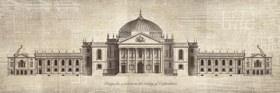 Design for a Palace in the County of Oxfordshire