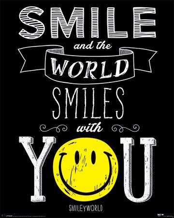 Smiley World- World Smiles With You