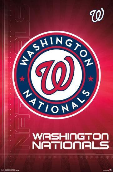 Washington Nationals Logo 2016 Poster At Allposters Com