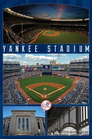 New York Yankees- Stadium 2016
