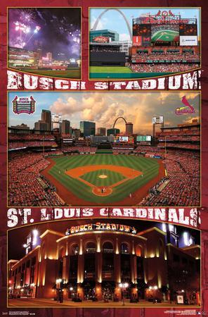 St. Louis Cardinals- Busch Stadium 2016