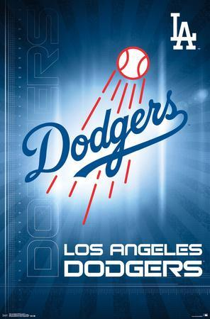 Los Angeles Dodgers- Logo 2016