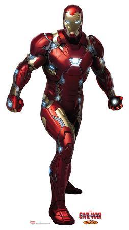 Iron Man - Captain America: Civil War