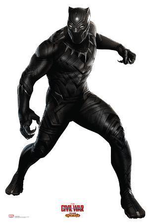 Black Panther - Captain America: Civil War