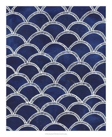Indigo Pattern II