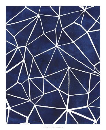 Indigo Pattern III