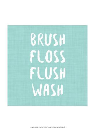Brush, Floss etc