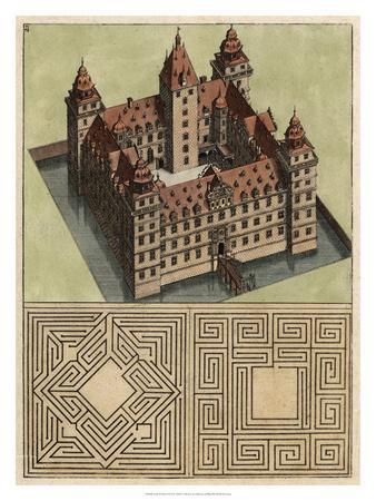 Castle & Maze II
