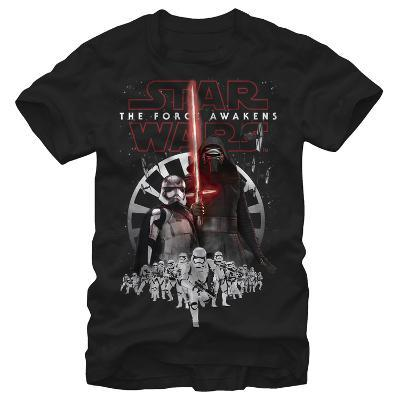 Star Wars The Force Awakens- First Order Menace