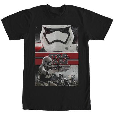 Star Wars The Force Awakens- Trooper Advance