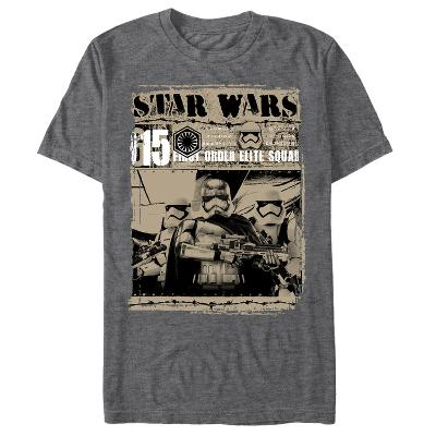 Star Wars The Force Awakens- Elite Squad 15