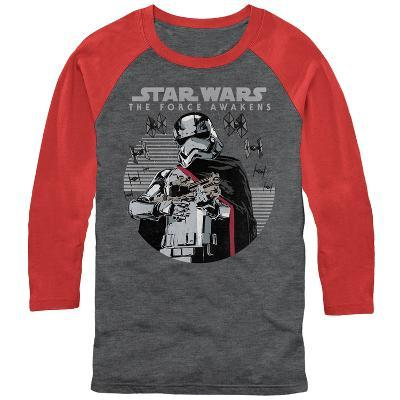 Long Sleeve: Star Wars The Force Awakens- Phasma's Squadron