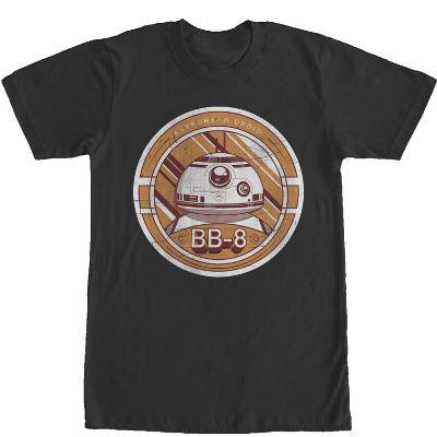 Star Wars The Force Awakens- BB-8 Astromech Badge