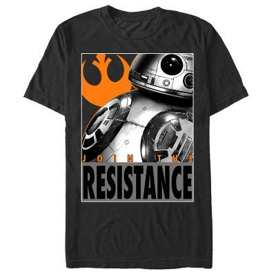 Star Wars The Force Awakens- Resistnce Recruiting Poster