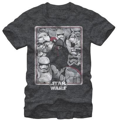 Star Wars The Force Awakens- First Order