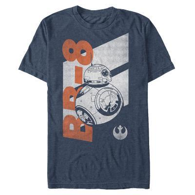 Star Wars The Force Awakens- BB-8 Monochromatic
