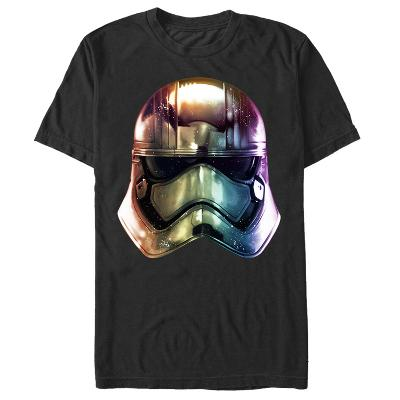 Star Wars The Force Awakens- Solar Chrome Phasma