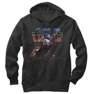 Hoodie: Star Wars The Force Awakens- Phasma Leads On