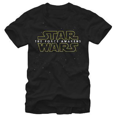 Star Wars The Force Awakens- Starry Logo