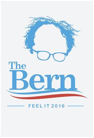 The Bern - Feel It (White)