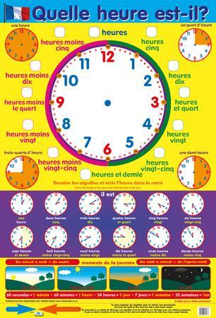 What'S The Time (French)