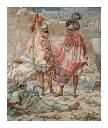 Mercy: David Spareth Saul's Life