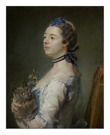 Magdaleine Pinceloup de la Grange, nee de Parseval