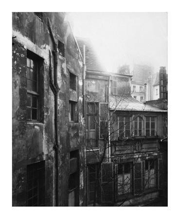 Paris, 1922 - Cour de Rohan